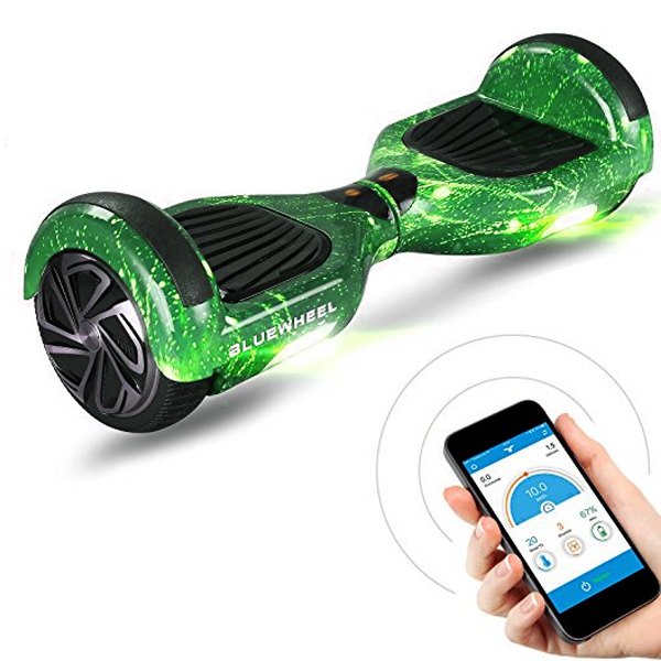 attach hoverboard to wheelchair