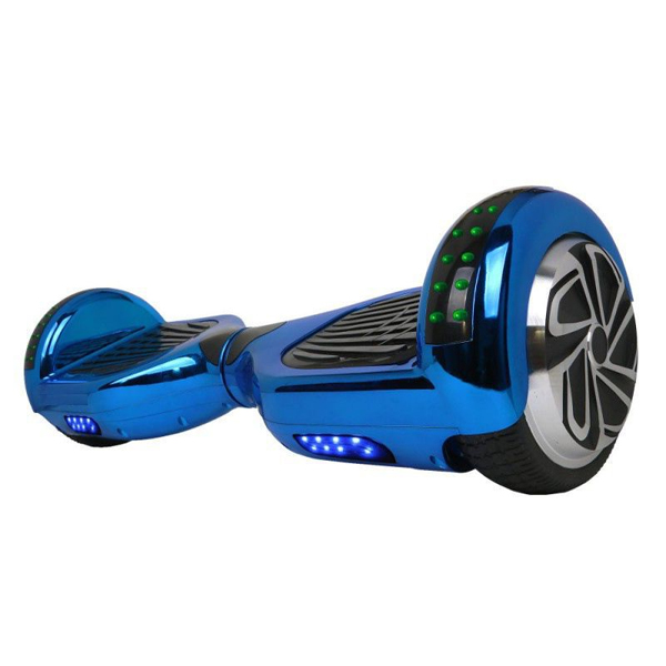 hoverboard attachment wheelchair