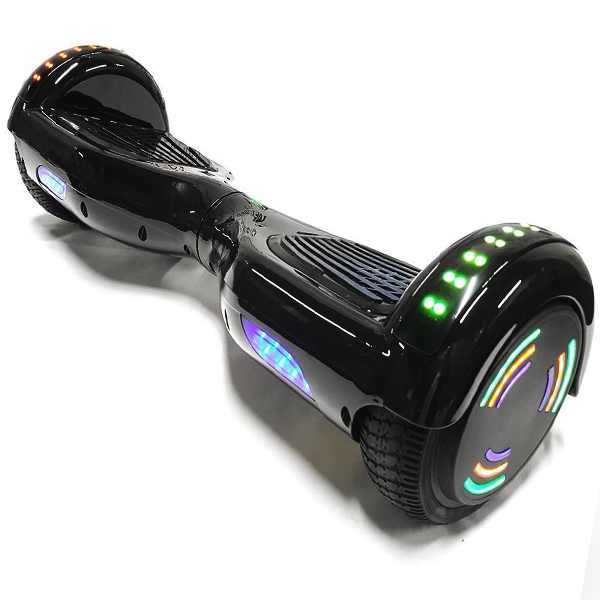 wheelchair hoverboard attachment