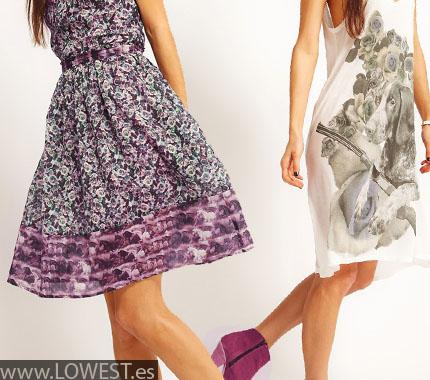 vestidos estilo mujer