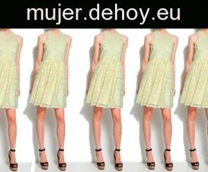 vestidos primavera verano
