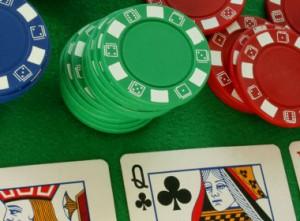 mujeres aprender poker