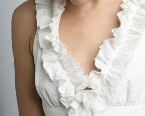 fotos escotes novia