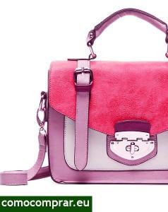bolsos moda rosa