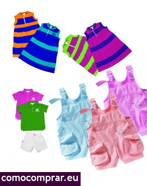 ropa infantil comoda