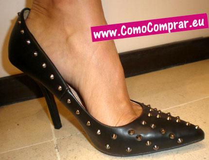 zapatos tachuelas tendencia