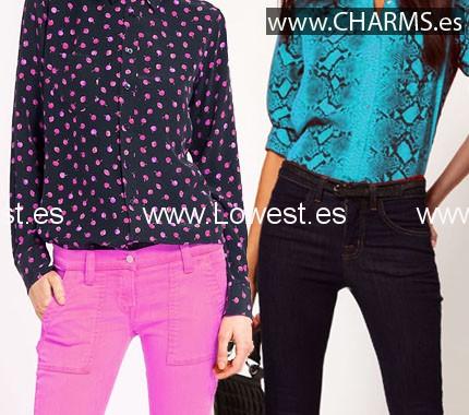 camisas pantalones dama