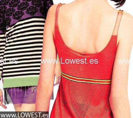 camisetas blusas mujer