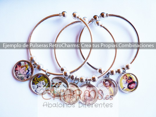 4e6011443aac pulseras famosas 2015 La bisutería vintage ...