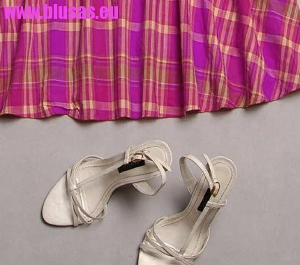 blusas en velo 2012
