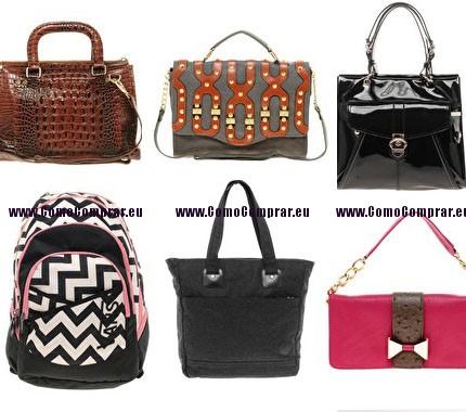 los bolsos de moda