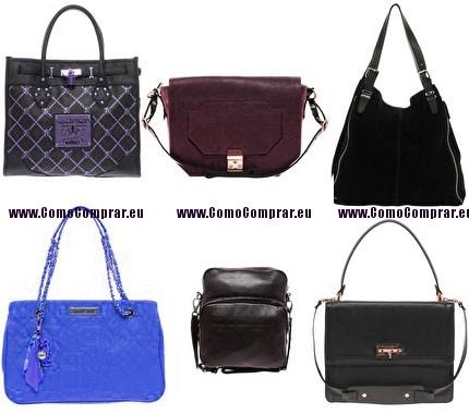de bolsos y carteras