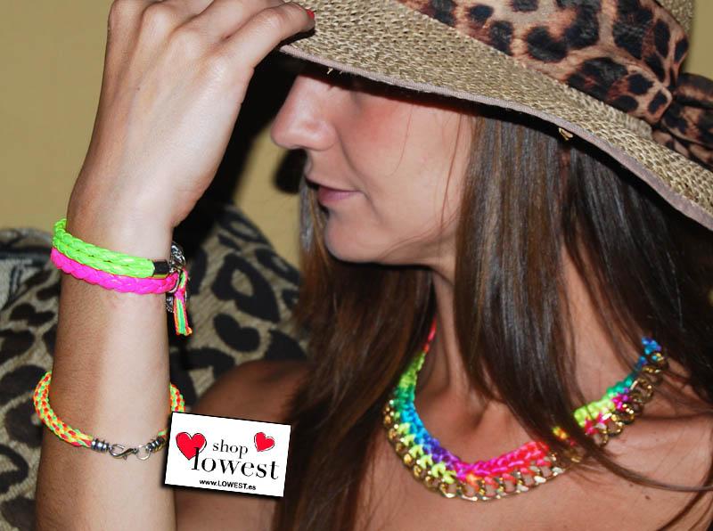 f957da7e067e Como hacer pulseras de moda verano 2015 - LOWEST SHOPS