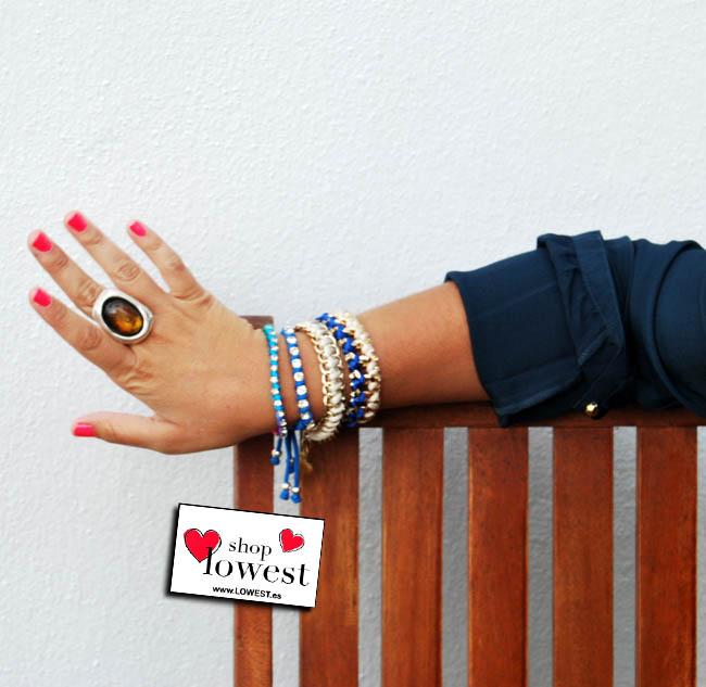 pulseras moda 2022