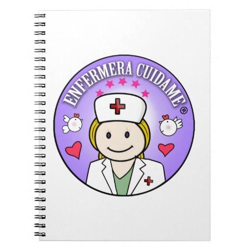Libreta Cuaderno enfermeras
