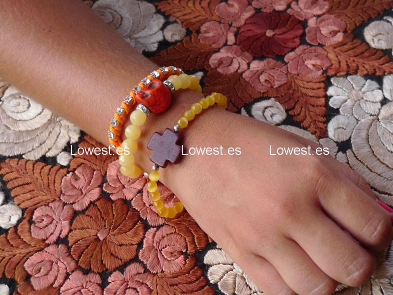 pulseras de moda de nailon