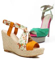 sandalias moda vestir