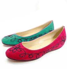 zapatos planos bailarinas