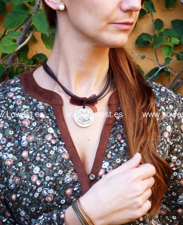 collares y pulseras de moda 2017 con piedras