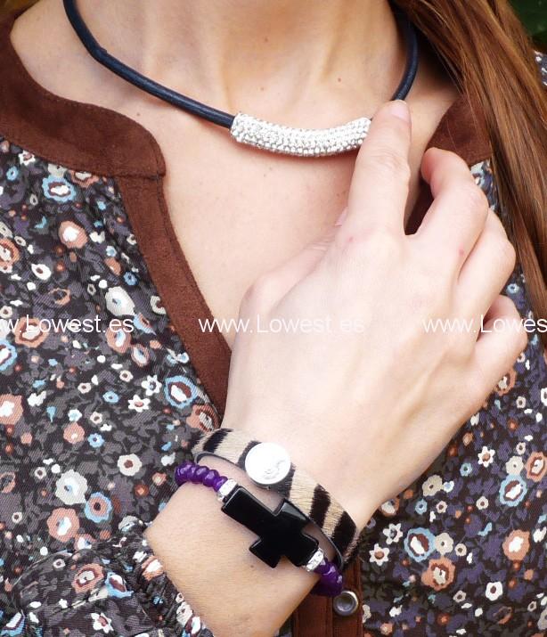 pulseras modernas 2013