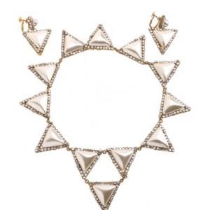 MIRIAM HASKELL Conjunto joyas mujer 1