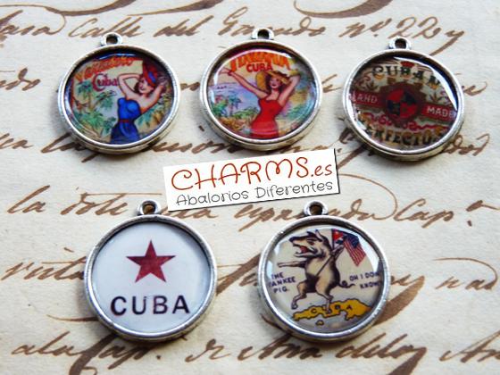 pulseras cubanas vintage