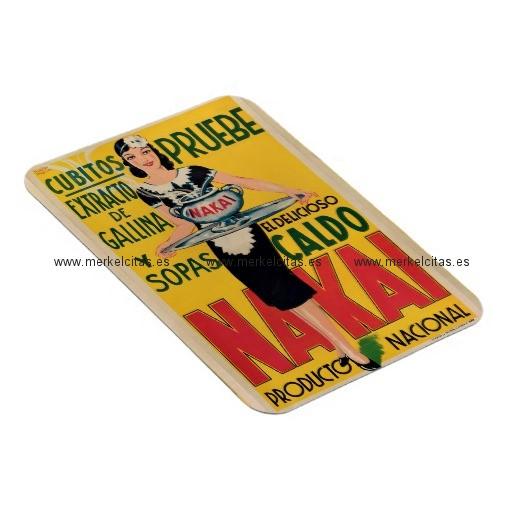 anuncios vintage imanes
