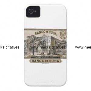 vintage cubano banco de cuba de cuba case mate iphone 4 fundas retrocharms 1