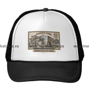 vintage cubano banco de cuba de cuba gorras retrocharms 1