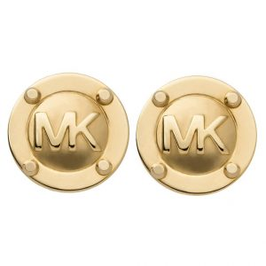 Pendientes Michael Kors HERITAGE goldcoloured