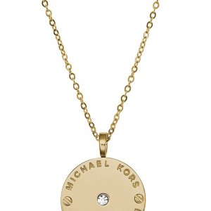 Collares Michael Kors LOGO Collar goldcoloured