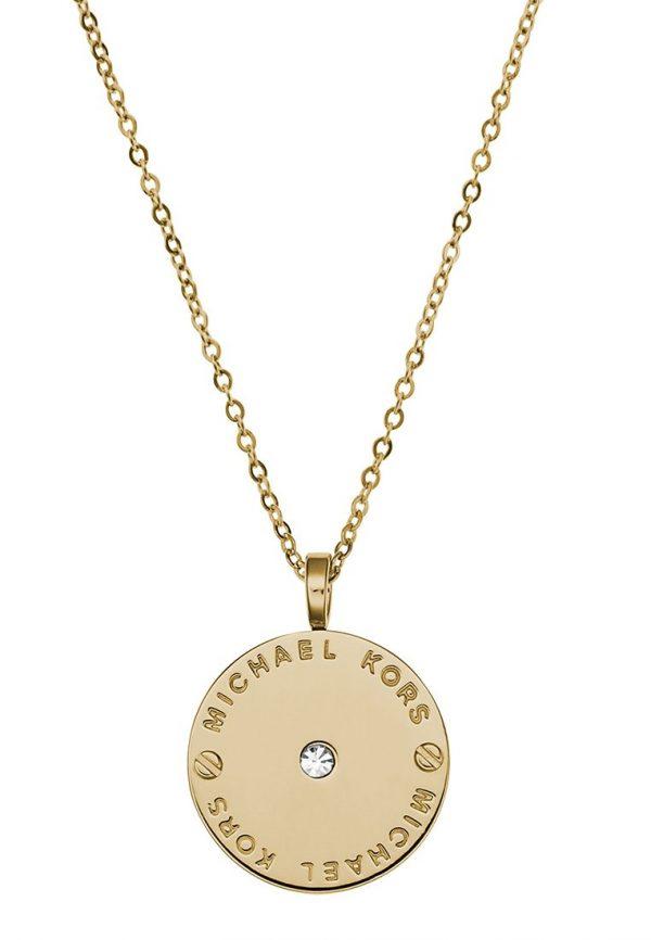Collares Michael Kors LOGO Collar goldcoloured