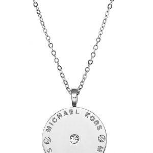 Collares Michael Kors LOGO Collar silvercoloured