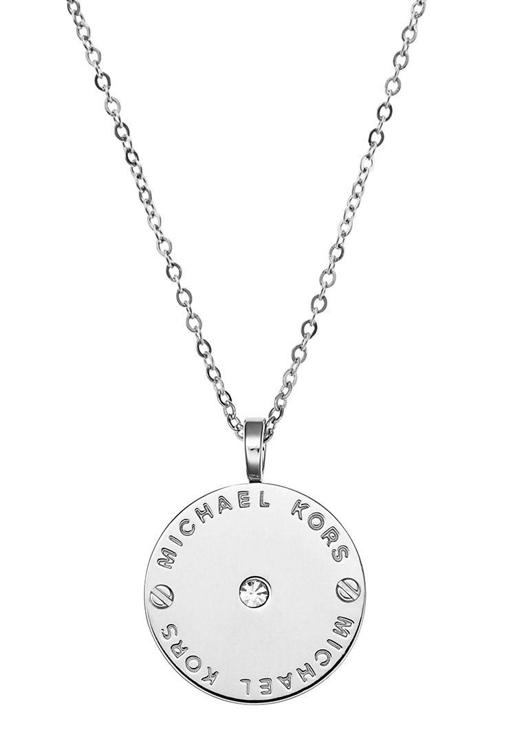 Collares Michael Kors LOGO Collar silvercoloured