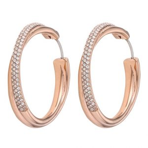 Pendientes Michael Kors BRILLIANCE rosegoldcoloured