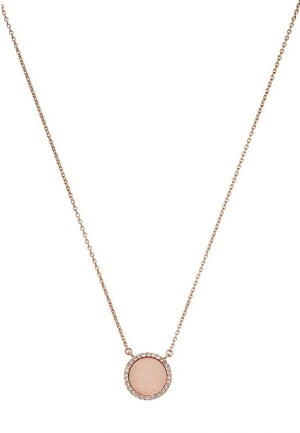 Collares Michael Kors BRILLIANCE Collar rosegoldcoloured