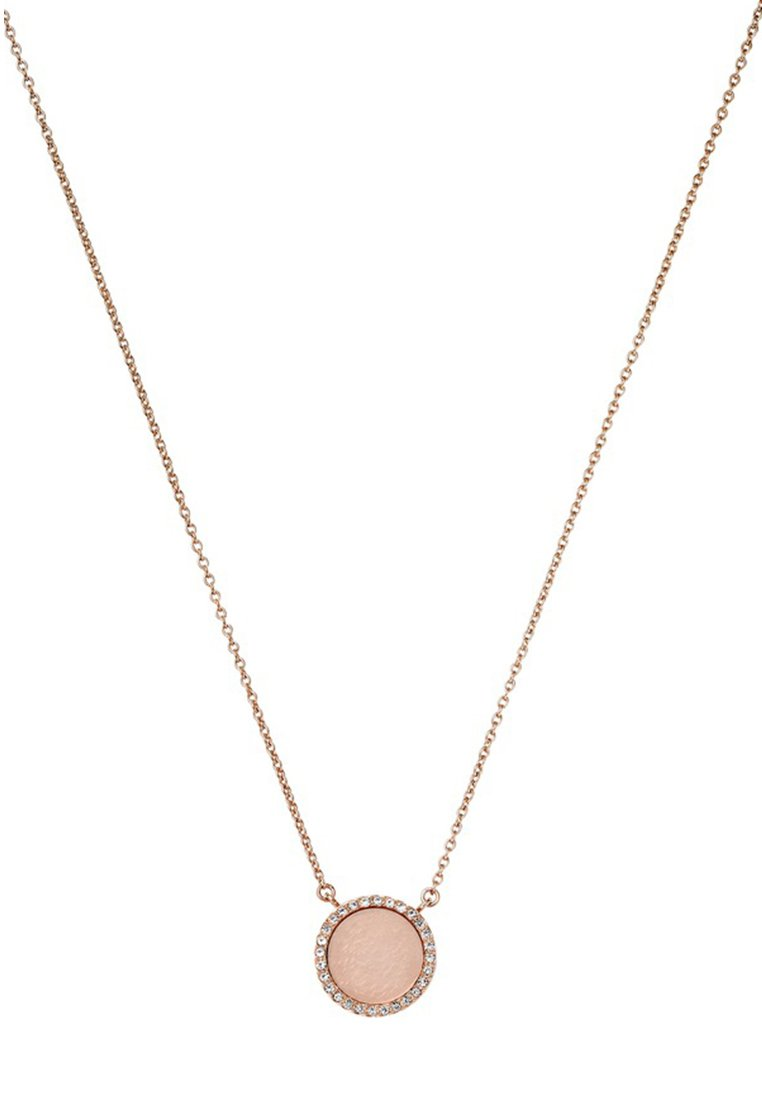 Collares Michael Kors BRILLIANCE Collar rosegoldcoloured