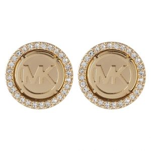 Pendientes Michael Kors goldcoloured