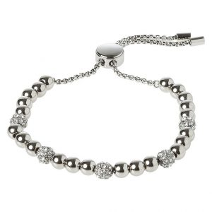 Pulsera Michael Kors BRILLIANCE Pulsera silvercoloured