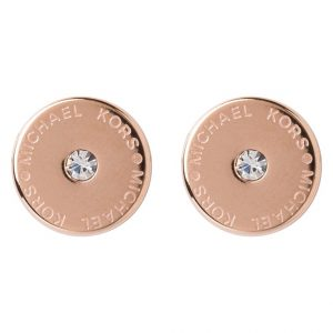 Pendientes Michael Kors rose goldcoloured