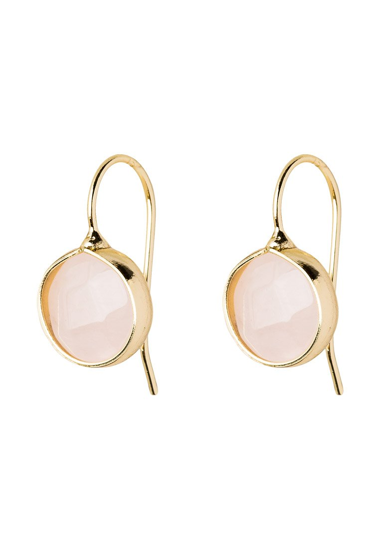 Pendientes SNO of Sweden ANGELINA  pink