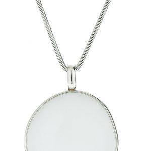 Collares Skagen SEA GLASS Collar silvercoloured