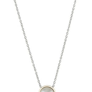 Collares Skagen AGNETHE Collar silvercoloured/goldcoloured