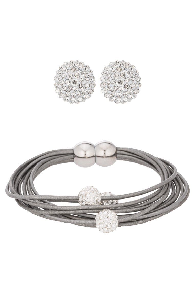 Pulsera sweet deluxe SET GAIA UND KIMMY grey