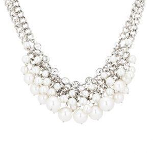 Collares sweet deluxe MACERATA Collar silver