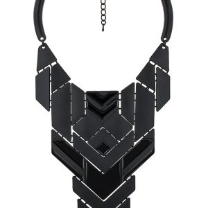 Collares sweet deluxe FREYA Collar black
