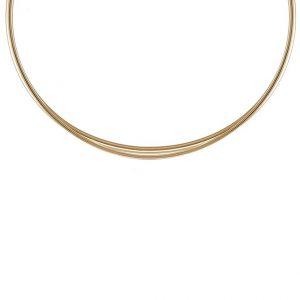 Collares ALDO AMIELLE Collar goldcoloured