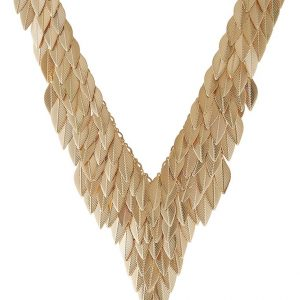 Collares ALDO ELZEARINE Collar goldcoloured