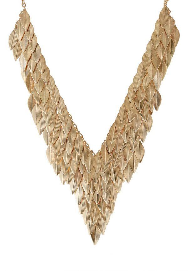 Collares ALDO ELZEARINE Collar goldcoloured