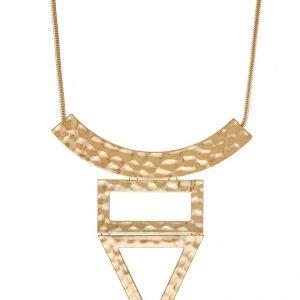 Collares ALDO HAYRI Collar goldcoloured